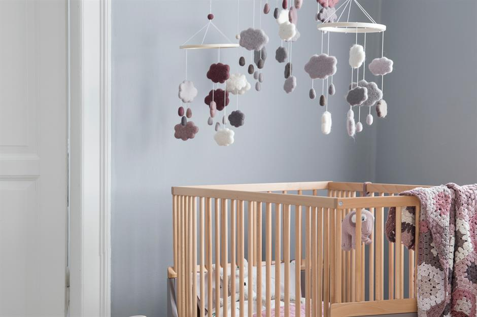 Gender Neutral Nursery The Right Color